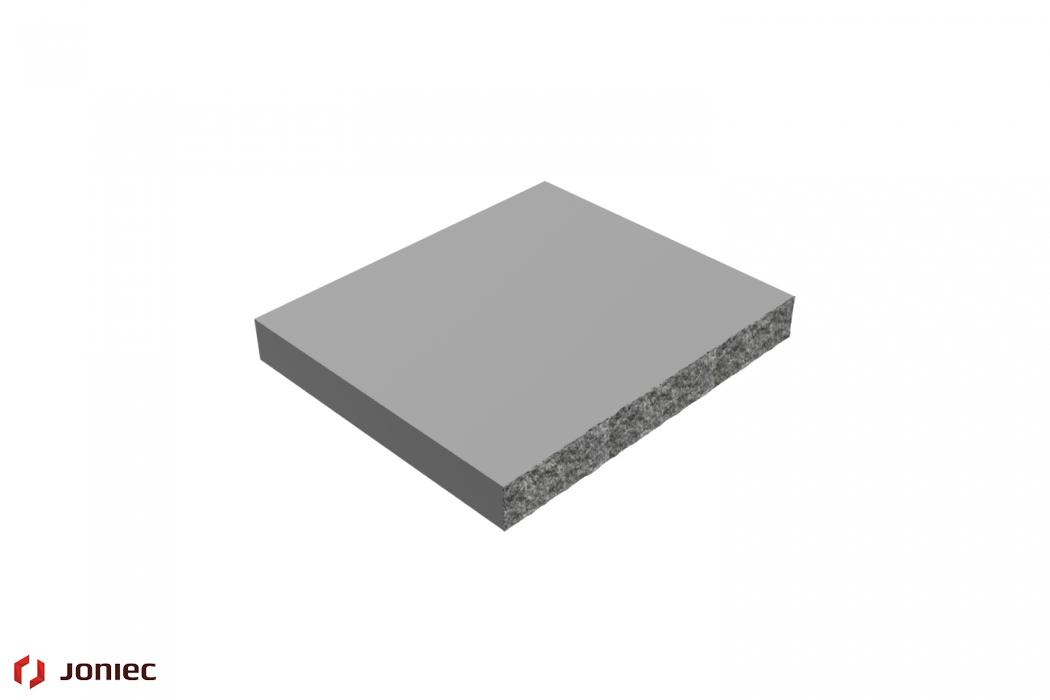 Masywnie Sklep ogrodzenia Daszek CPGMD 500x430x60mm, Daszki betonowe Joniec HA56