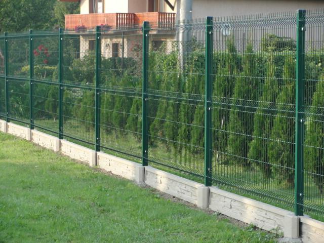 Świeże Sklep ogrodzenia Montaż ogrodzenia - Panel kolor fi 4mm wys.120cm XT67